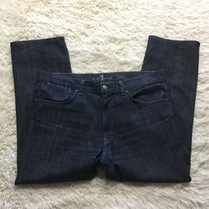 7 For All Mankind***Altered Hem*** Size 36